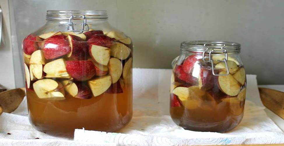 Wie man Apfelessig zu Hause macht