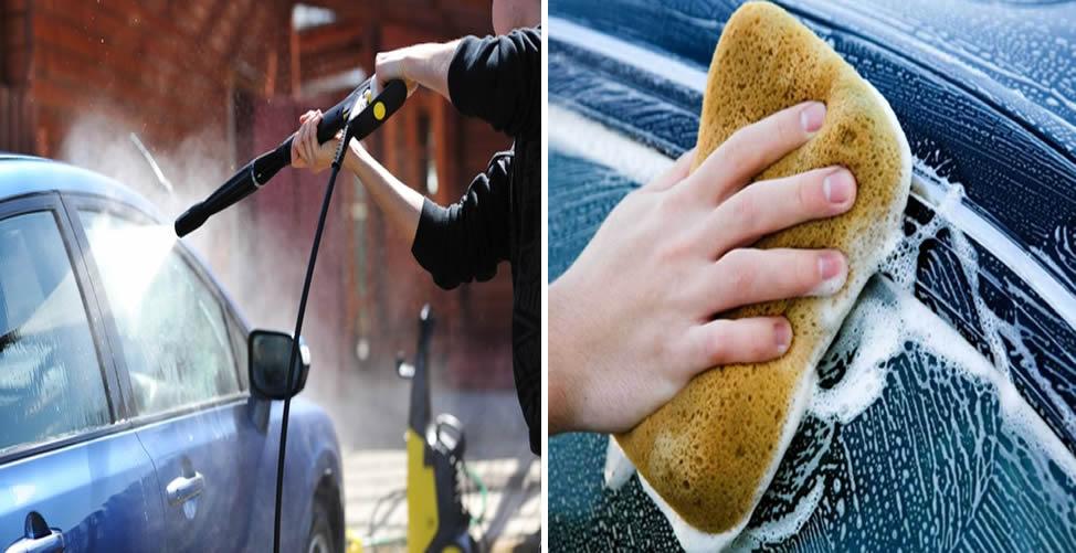 Como limpiar el carro