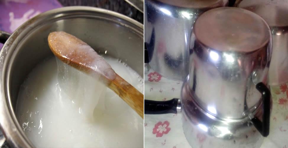 Como Hacer Pasta Para Dar Brillo En Aluminio