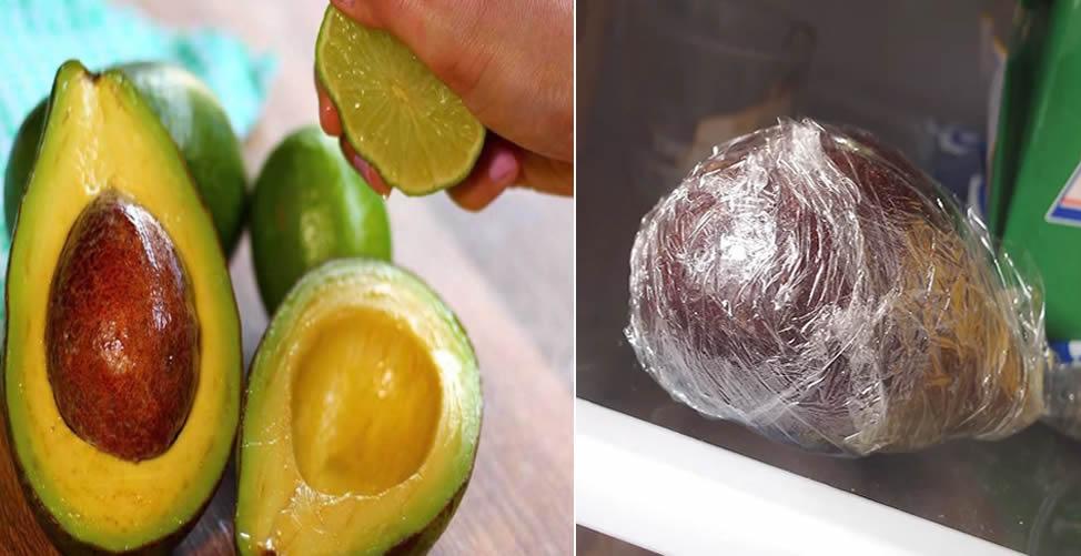 Wie man eine Avocado reift